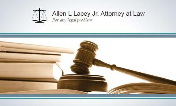 ALLEN L LACEY JR LAW OFFICE