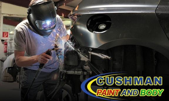 CUSHMAN'S PAINT & BODY