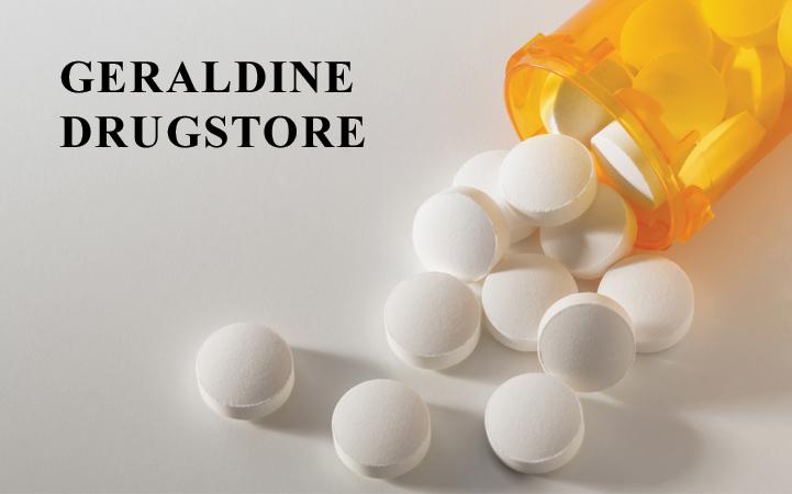 GERALDINE DRUGS