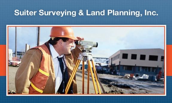 SUITER SURVEYING & LAND PLANNING, INC.