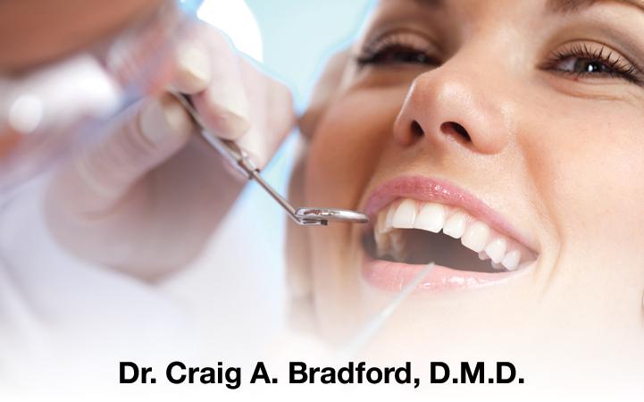 CRAIG A. BRADFORD, DMD