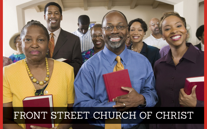 FRONT STREET CHURCH OF CHRIST