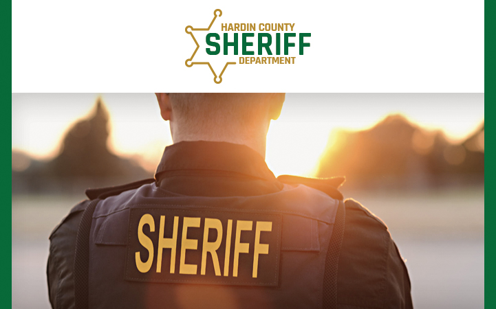 HARDIN COUNTY SHERIFF'S OFFICE