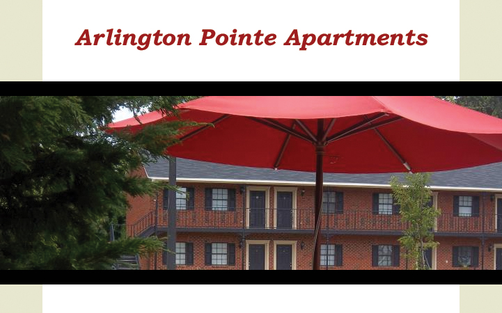 ARLINGTON POINTE APARTMENTS - Local APARTMENTS in Greenville, NC