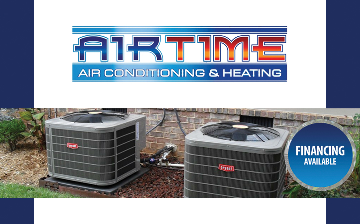 AIR TIME AIR CONDITIONING & HEATING
