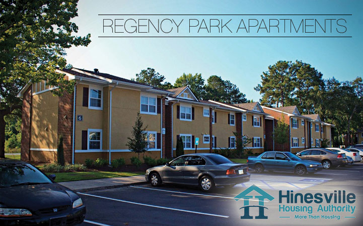 REGENCY PARK APARTMENTS - HINESVILLE HOUSING AUTH.