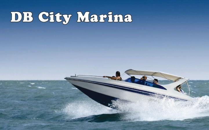 D.B. CITY MARINA