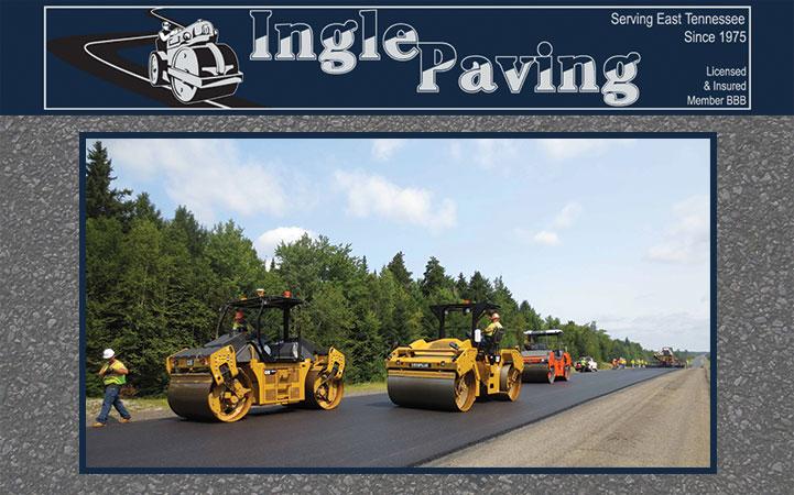INGLE PAVING COMPANY