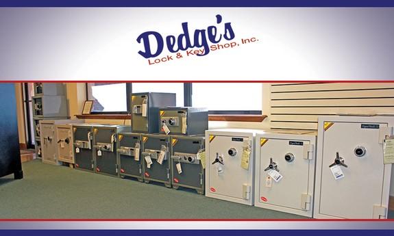 DEDGE'S LOCK & KEY SHOP - Local LOCKS LOCKSMITHS in Jacksonville, FL