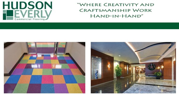 HUDSON-EVERLY COMMERCIAL FLOORING