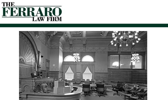 THE FERRARO LAW FIRM