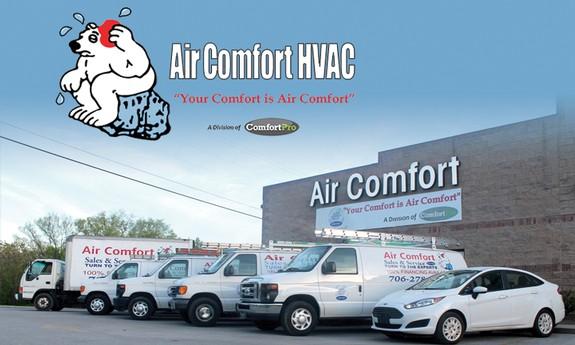 AIR COMFORT HVAC
