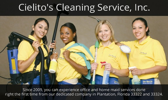 CIELITO'S CLEANING SERVICE, INC