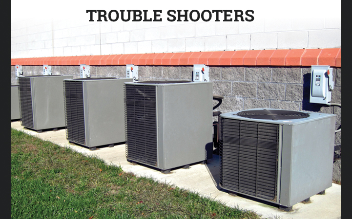 TROUBLE SHOOTERS