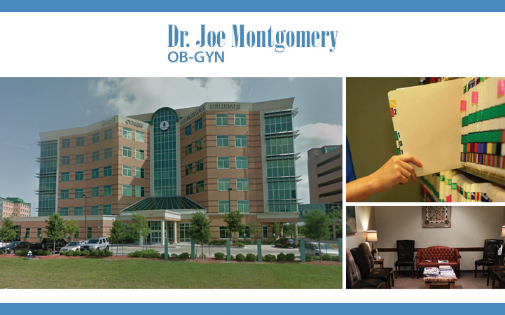 DR. JOE MONTGOMERY, OB-GYN