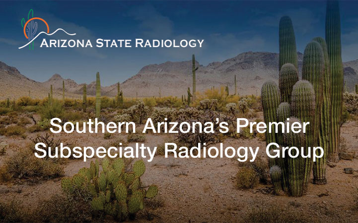 ARIZONA STATE RADIOLOGY PC