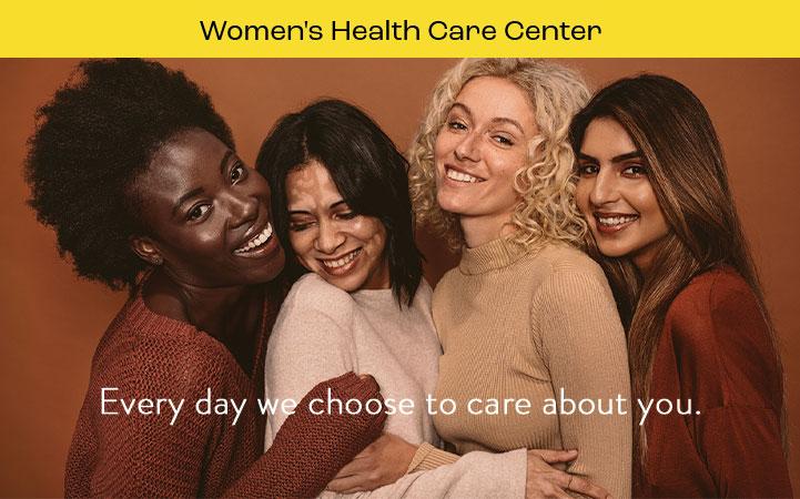 WOMENS HEALTHCARE CENTER
