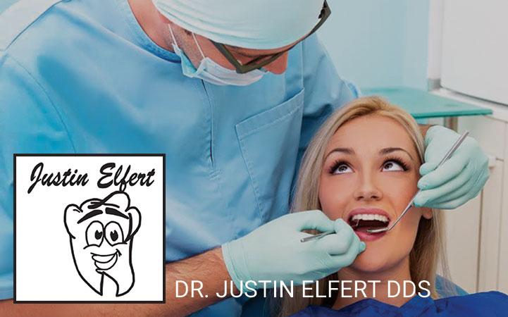 DR JUSTIN ELFERT DDS