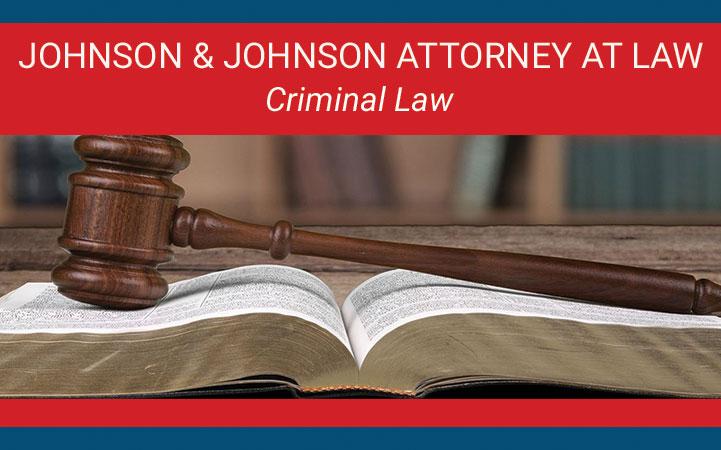 JOHNSON & JOHNSON ATTORNEY AT LAW