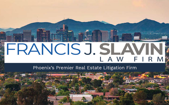 FRANCIS J SLAVIN LAW OFFICE