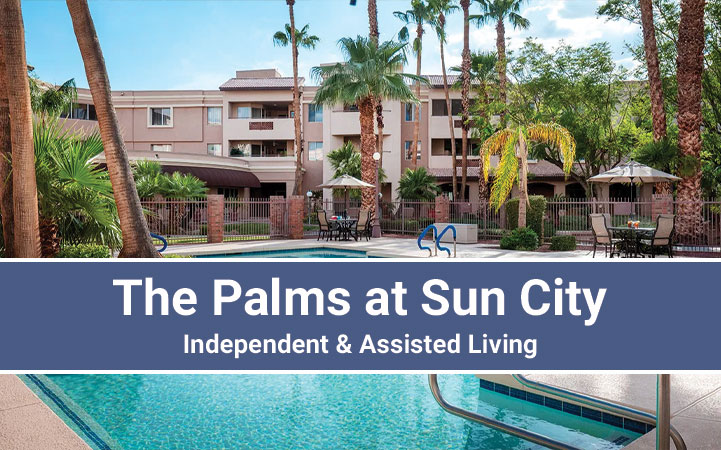 THE PALMS AT SUN CITY