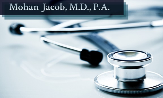 MOHAN JACOB, MD