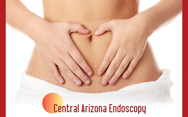 CENTRAL ARIZONA ENDOSCOPY