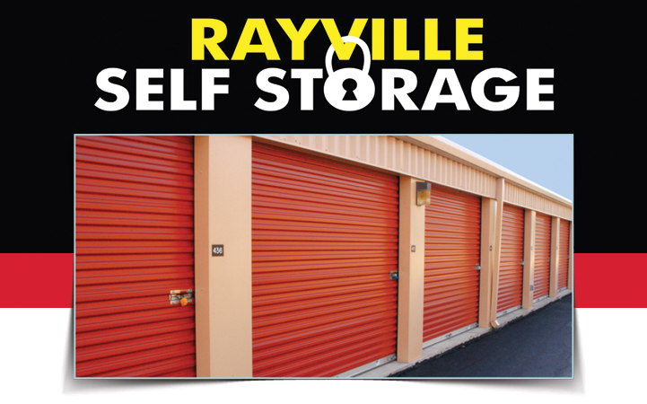 RAYVILLE SELF STORAGE INC