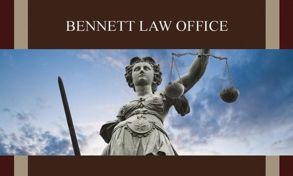 BENNETT LAW OFFICE