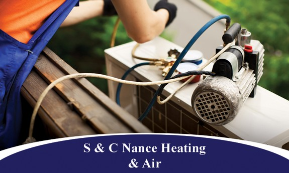 S & C NANCE HEATING & AIR