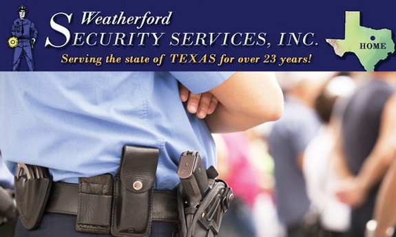 WEATHERFORD SECURITY SERVICES, INC.