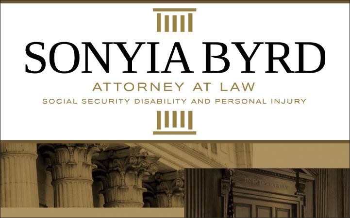 ATTORNEY AT LAW SONYIA BYRD