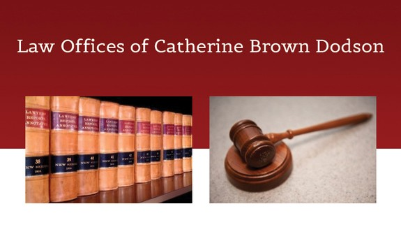 CATHERINE E. BROWN DODSON - ATTORNEY AT LAW