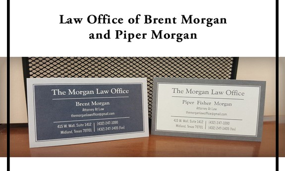 THE MORGAN LAW OFFICE