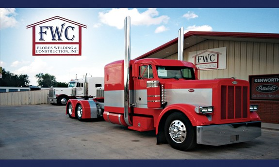 FLORES WELDING AND CONSTRUCTION INC.