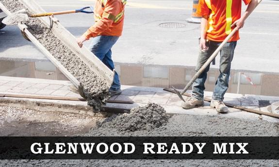 GLENWOOD READY MIX, INC.