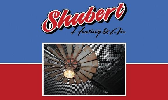 SHUBERT HEATING AC & PLUMBING - Local AIR CONDITIONING CONTRACTORS & SYSTEMS in Hays, KS