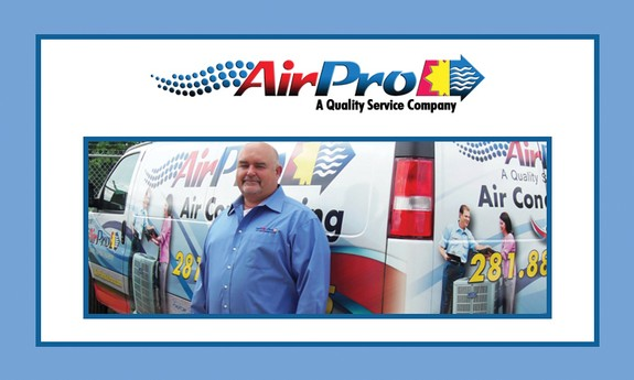 AIR PRO AIR CONDITIONING & HEATING