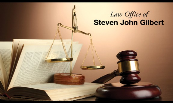 ATTORNEY AT LAW STEVEN JOHN GILBERT