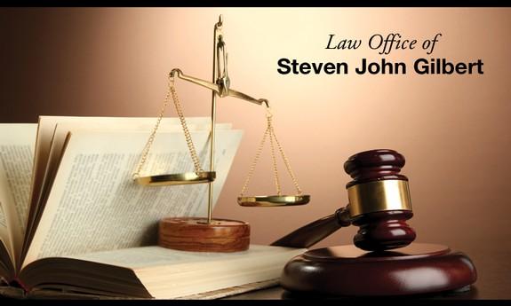ATTORNEY AT LAW STEVEN JOHN GILBERT