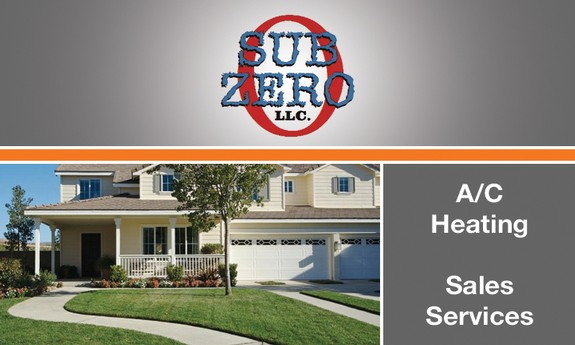 SUB ZERO, LLC AIR CONDITIONING & HEATING
