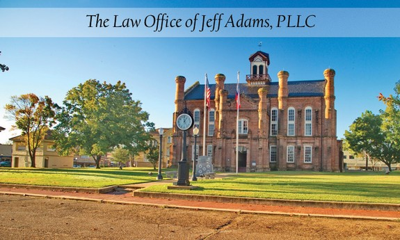 THE LAW OFFICE OF JEFF ADAMS, PLLC