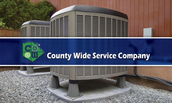 COUNTY WIDE SERVICE COMPANY INC