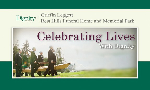 GRIFFIN LEGGETT - REST HILLS FUNERAL HOME AND PARK