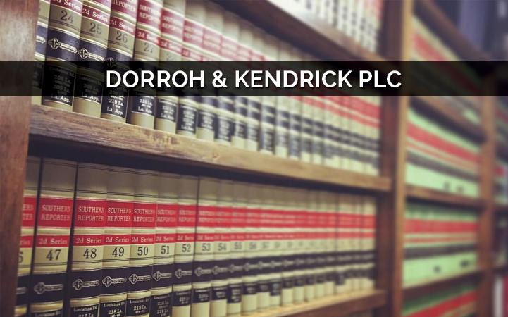 DORROH & KENDRICK PLC