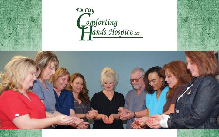 ELK CITY COMFORTING HANDS HOSPICE