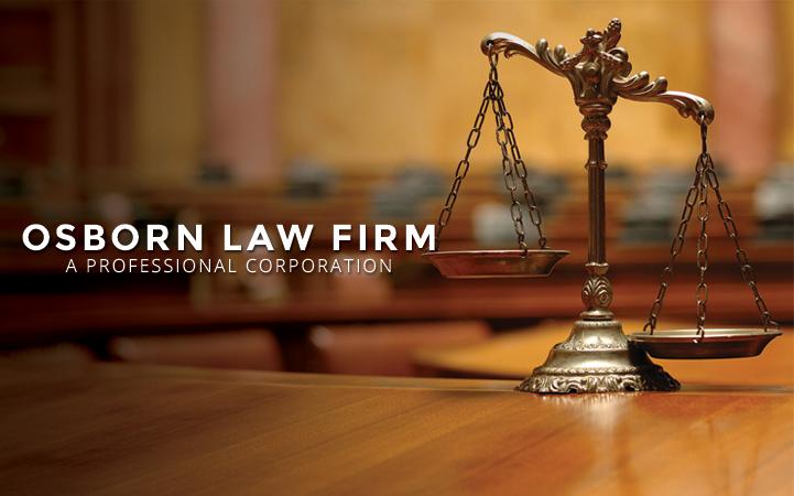 OSBORN LAW FIRM, PC