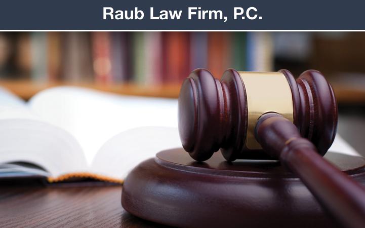 RAUB LAW FIRM, P.C.