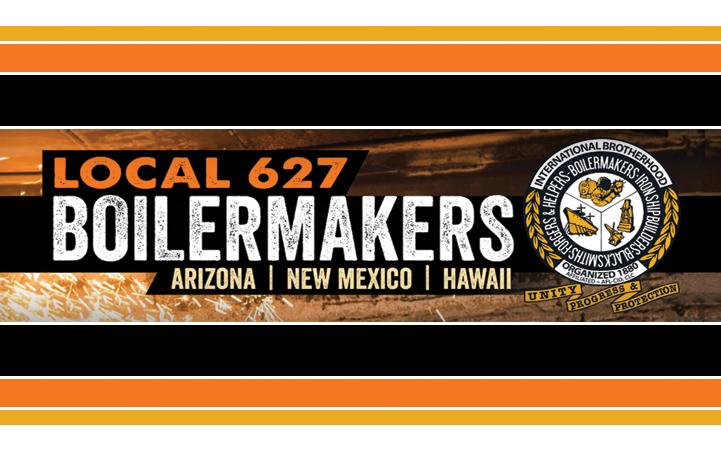 BOILERMAKERS LOCAL 627
