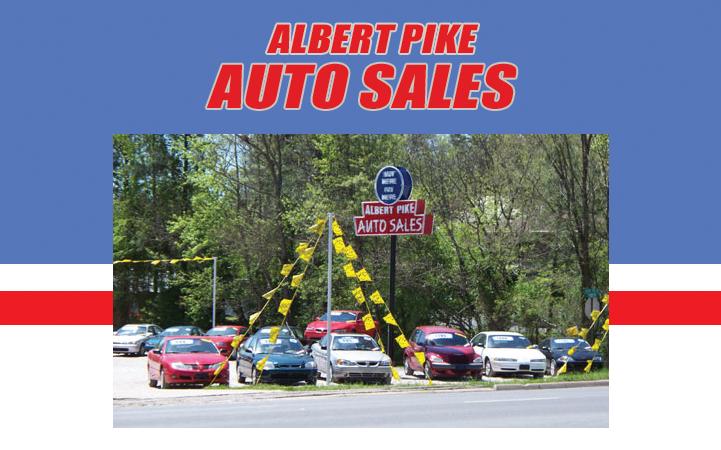 ALBERT PIKE AUTO SALES